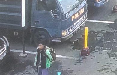 Pelaku bom bunuh diri di Polrestabes Medan (ist)