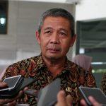 Sekretaris Daerah Kabupaten Bogor Burhanudin