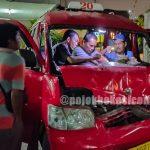 Tabrakan Beruntun di Jalan Layang Kranji, 7 Kendaraan Terlibat