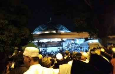 UAS di Masjid Al Muttaqin Bogor