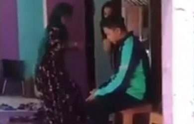 Viral sosok ibu marahi pemuda berprofesi ojol