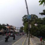 WiFi di sepanjang Jalan Otto Iskandar Dinata, Bogor