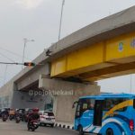 2 Jalan Layang Baru di Kota Bekasi Segera Beroperasi dalam Waktu Dekat