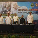 Acara Jawa Barat dalam menghadapi PON XX tahun 2020 di Papua (ist)