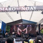 Acara Maroon Day Universitas Pakuan (adi)