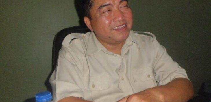 Ketua Partai Gerindra Karawang, Ajang Supandi./Foto: Ega