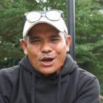 CEO Radar Bogor Group Hazairin Sitepu