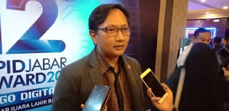 Ketua Komisi I DPRD Provinsi Jawa Barat, Bedi Budiman./Foto: Arief