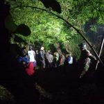 Evakuasi korban Goa Lele Pangkalan Karawang