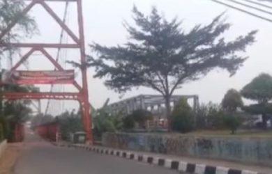 Jembatan Teluk Jambe Karawang