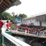 Jembatan ambruk di Bogor