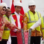 Jokowi Resmikan Tol Layang Jakarta-Cikampek , Tarif Gratis Hingga Akhir Tahun