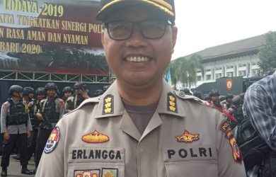 Kabid Humas Polda Jabar Kombes Pol Saptono Erlangga Waskitoroso