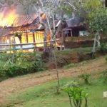 Kebakaran di Sukabumi