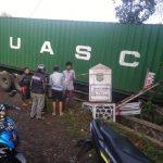 Kecelakaan di Tasikmalaya