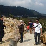 Keindahan alam di objek wisata Gunung Papandayan, Kabupaten Garut