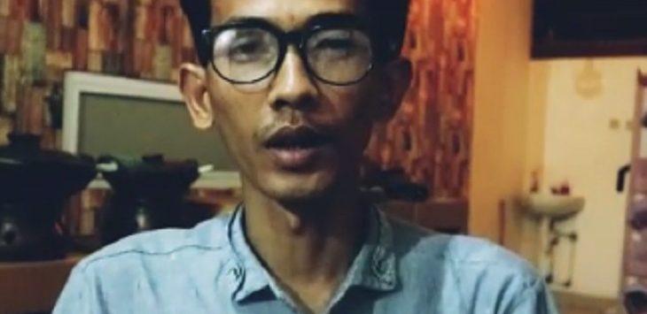 Ketua IWO Karawang Ega Nugraha Susanto./Foto: Ega