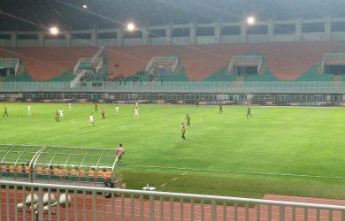 Laga kandang terakhir di Stadion Pakansari lawan Persela gagal dimenangkan Tira Persikabo (cek)