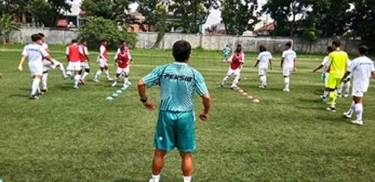 Latihan tim Persib Bandung./Foto: Istimewa