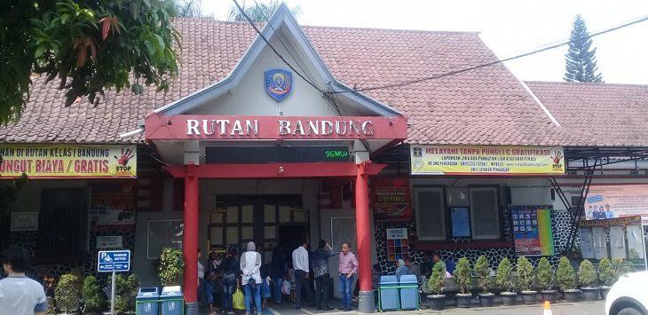 Rutan Bandung yang menampung narapidana kasus pidana umum./Foto: Arief