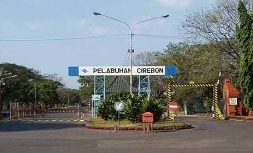 Pintu 1 Pelabuhan Cirebon. Dede