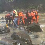 Pencarian korban tenggekam di Bandung Barat
