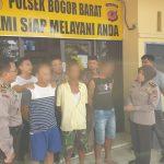 Pencuri kerbau di Bogor