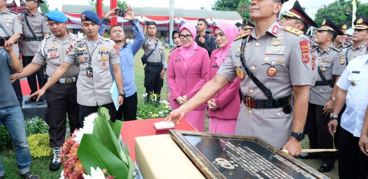 Perubahan status Polres Cirebon menjadi Polresta Cirebon (ist)