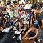 Polisi Tangkap 2 Pelajar asal Cileungsi yang Tawuran di Setu