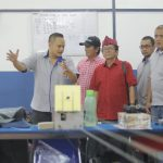 RHT reses di Kantor KONI Kota Bogor, Jalan Pemuda, Kecamatan Tanah Sareal (ist)