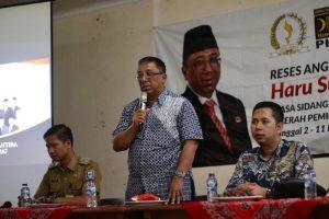 Reses anggota DPRD Jabar dari Fraksi PKS di wilayah Kota Bandung (ist)