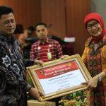 Rutan Kelas I Bandung meraih sertifikat lulus WBK