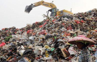 Sampah di Depok