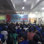 Semangat Perjuangan Buruh PT Aisin Digenjot