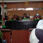 Sidang tuntutan warga Prana
