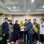 Tim Pemantau Pilkades Kabupaten Bogor serahkan temuan pelanggaran Pilkades Serentak 2019