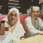 Ustad Abdul Somad (UAS) bersama istri dan anaknya (ist)