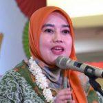 Wakil Ketua Dekranasda Jawa Barat, Lina Marlina Ruzhan