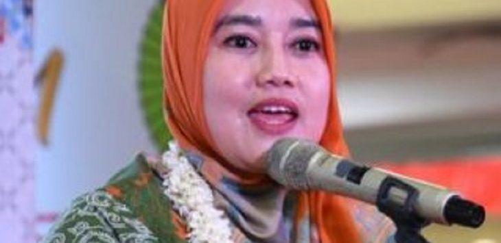 Wakil Ketua Dekranasda Jawa Barat, Lina Marlina Ruzhan./Foto: Istimewa