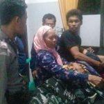 Warga yang tewas tersambar petir di Cidaun Kabupaten Cianjur (ist)