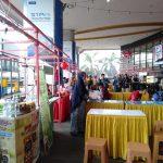 Bazar kuliner di Mall BTM Kota Bogor (ist)
