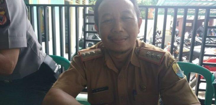 Camat Lemahabang Kabupaten Cirebon./Foto: Rmol
