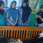 Guru agama SD yang meninggal saat mengajar di kelas (ist)