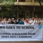 IWO Karawang Goes To School
