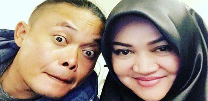 Sule dengan mantan istrinya. Instagram