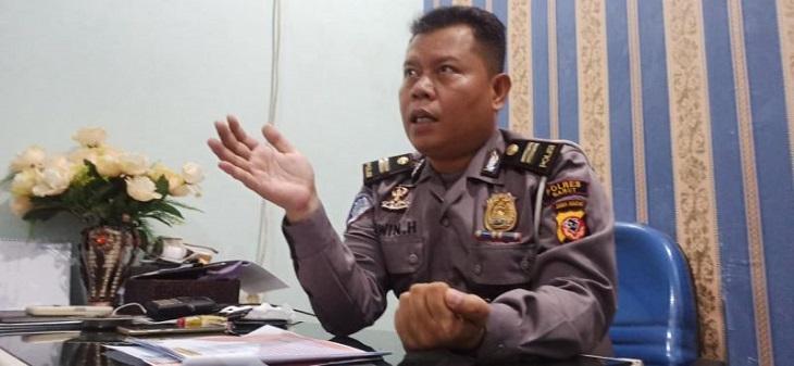 KBO Satlantas Polres Garut, Iptu Erwin Hermawan./Foto: Rmol