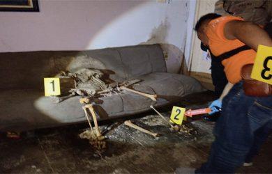 Kerangka manusia ditemukan di rumah kosong di Kabupaten Bandung (arf)