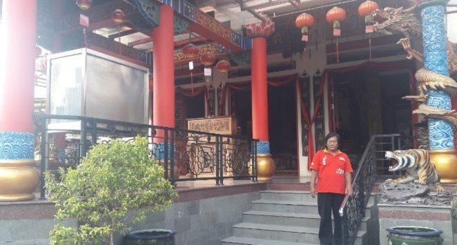 Klenteng Hok Keng Tong ./Foto: RC