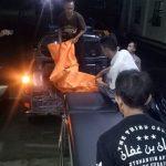 Korban tiba di IPJ RSUD Cianjur