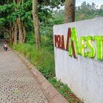 Lokasi proyek pembangunan Pramestha Resort Town